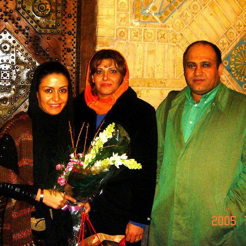 نادر سلیمانی، مریم لاجوردی و مریلا زارعی