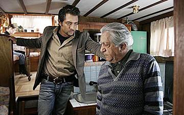 """عزت ا.. انتظامی و بهرام رادان در """"زادبوم"""""""