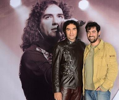 شهاب حسینی و رضا یزدانی