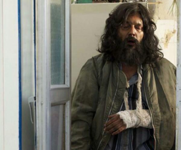 """حامد بهداد در نقش یک معتاد در """"دندون طلا"""""""