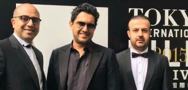 حامد بهداد، محمد شایسته و شهرام شاه حسینی