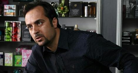 """احمد مهرانفر در نمایی از """"دربند"""""""