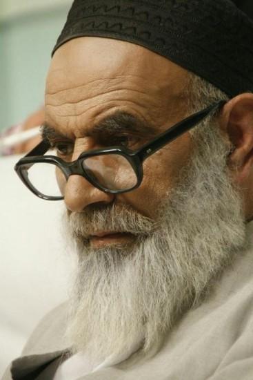 محمد آزادی در نقش امام خمینی