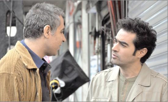 """شهاب حسینی در نمایی از """"سایه های موازی"""""""
