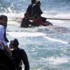 چپ شدن قایق مهاجران یونان