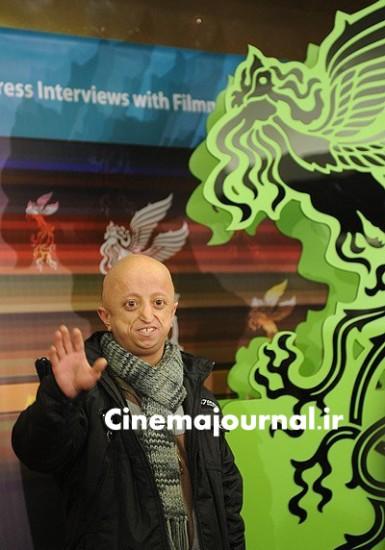 حمید حبیبی فر که سالور ادعا کرده بخاطر شباهت رفتاری با رییس جمهور سابق باعث توقیف فیلم شده