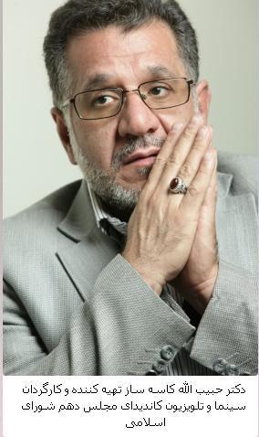 حبیب ا.. کاسه ساز کاندیدای مجلس
