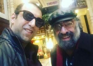 مسعود و پولاد کیمیایی در مشهد