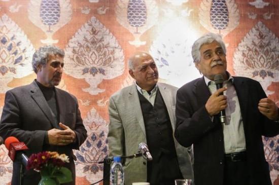 """رونمایی از فیلمنامه """"کوروش کبیر"""""""