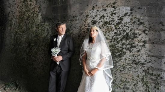 """امیر کاستاریکا و مونیکا بلوچی در نمایی از """"در راه شیری"""" NOT FOR PUBLIC, NOT FOT PRESS"""
