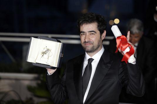 شهاب حسینی و جایزه بهترین بازیگری