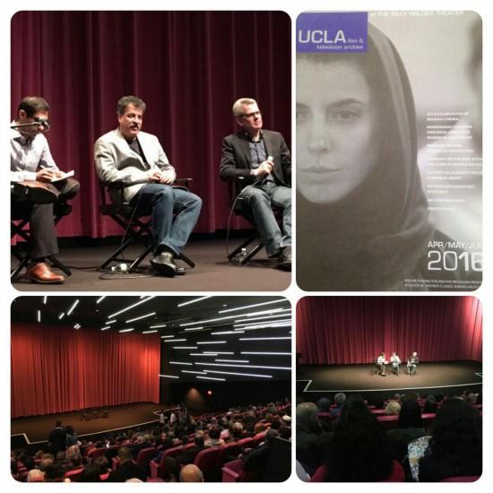 """نمایش """"دوران عاشقی"""" در دانشگاه UCLA"""