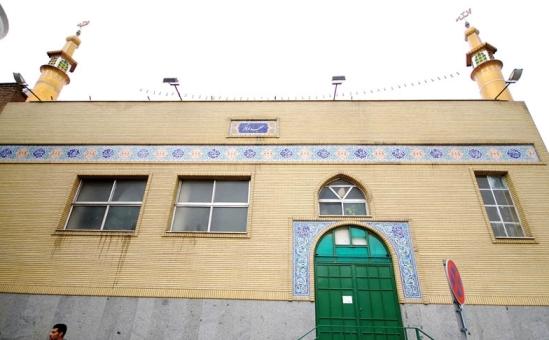 سردر مسجد لولاگر