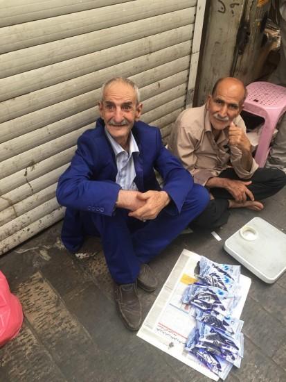 تصویر حاشیه ساز منسوب به احمد پورمخبر