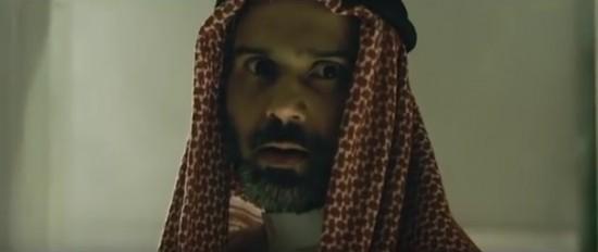 """تصویرسازی """"ملک فهد"""" در """"گناهان ملک فهد"""""""