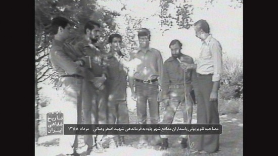 """اصغر وصالی در """"تاریخ شفاهی ایران"""""""