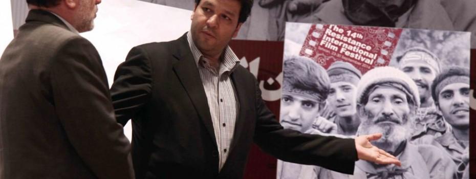محمد خزاعی جشنواره مقاومت