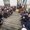 مراسم اربعین در مجمع تشخیص مصلحت نظام و نزد علی اکبر هاشمی رفسنجانی