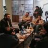 محمود رضوی و علیرضا تابش