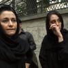 هدیه تهرانی و مریلا زارعی