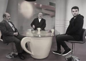علی ضیاء، محسن رفیق دوست و منوچهر متکی