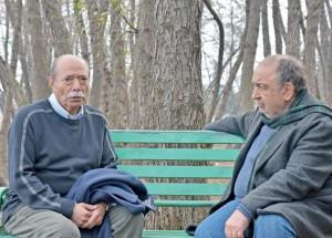 علی نصیریان و بهمن فرمان آرا