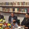 رضا صالحی امیری، حجت ا.. ایوبی و محمدمهدی حیدریان