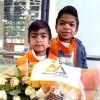 بازگشت کودکان هانتری به ایران