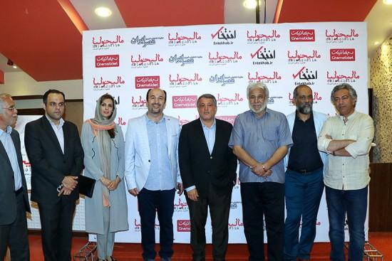 محسن هاشمی در اکران مردمی «مالیخولیا»