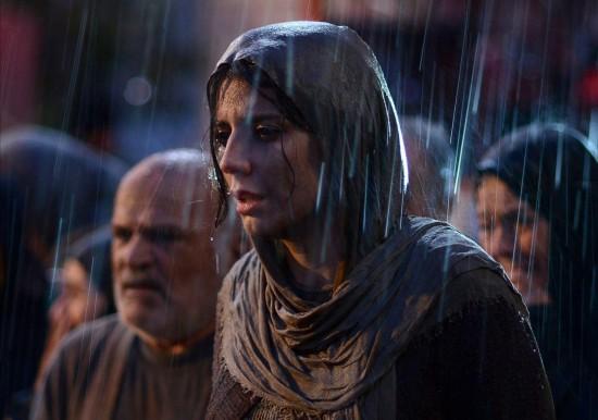 لیلا حاتمی در نمایی از «بمب»