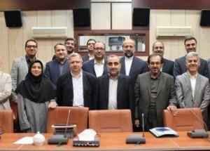 محمدمهدی حیدریان-سازمان سینمایی-معاونان