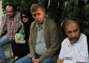 محمدمهدی عسکرپور-همایون اسعدیان-مازیار میری
