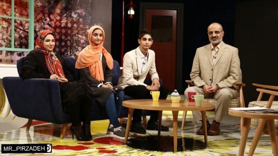 محمد اصفهانی و فرزندان در «فرمول یک»
