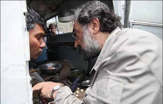 حامد بهداد-مسعود کیمیایی
