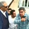 مهران مدیری-علی سرتیپی