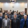 وزیر ارشاد-عباس صالحی-علی مرادخانی-محمدمهدی حیدریان-ایوب آقاخانی-شهرام اسدی-حسین انتظامی