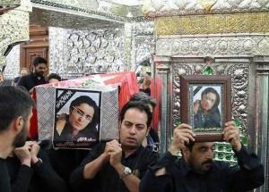 حامد هاکان-تشییع جنازه