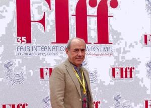 کمال تبریزی در جشنواره جهانی فجر