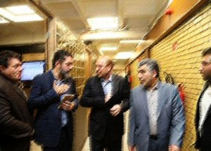 محمود رضوی-محمدباقر قالیباف