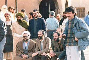 محمد بیک زاده-امام علی