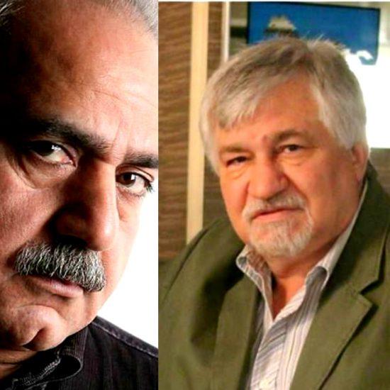محمدهاشم سبوکی(تهیه کننده)+پرویز پرستویی