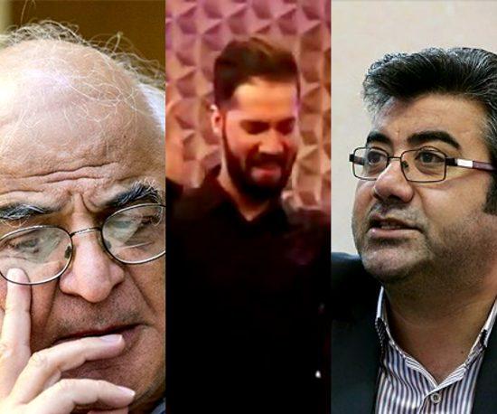 فریدون جیرانی+محمدامین کریمپور+محمد مهدی طباطبایی نژاد