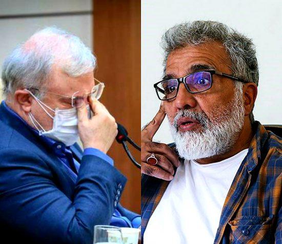بهروز افخمی+سعید نمکی