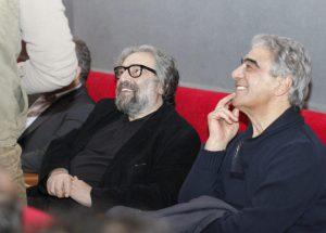 اسحاق خانزادی+مسعود کیمیایی