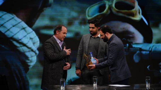 تقدیر از علی غفاری کارگردان تک تیرانداز