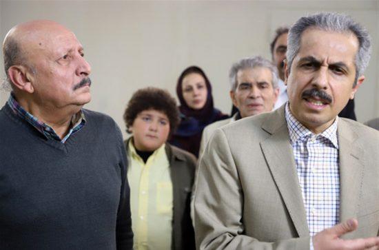 اصغر سمسارزاده+جواد رضویان+فیلم+لازانیا