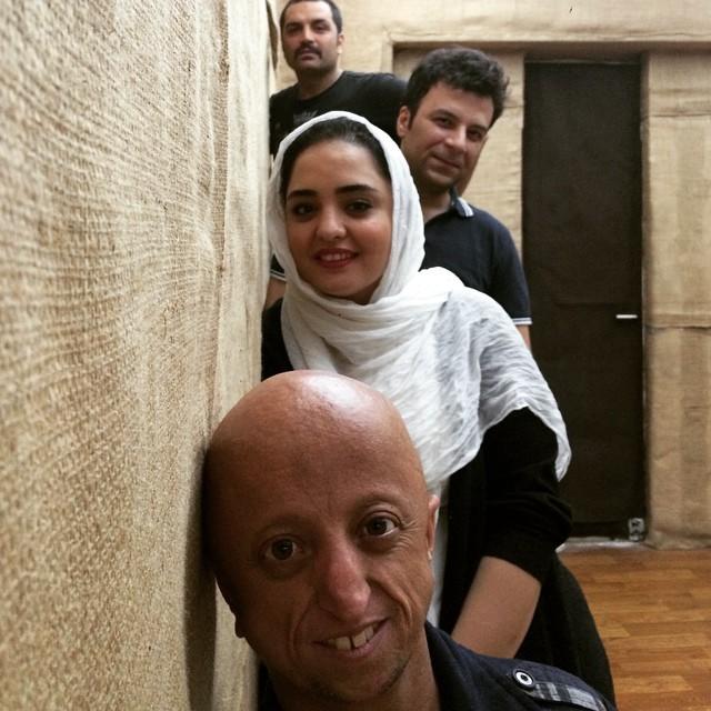 مرگ طبلیه که یه بند صداش بلنده، نرگس محمدی