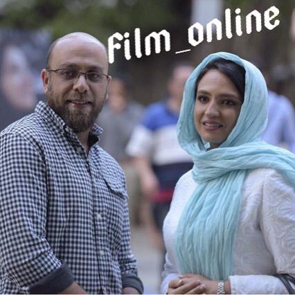 گلاره عباسی و همسرش/عکس: فاطمه درباری