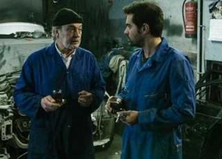 """شهاب حسینی و بهروز به نژاد در نمایی از """"غلام"""""""