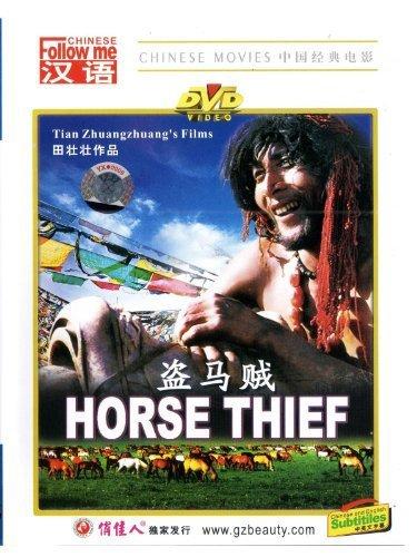"""پوستر فیلم """"اسب دزد"""""""